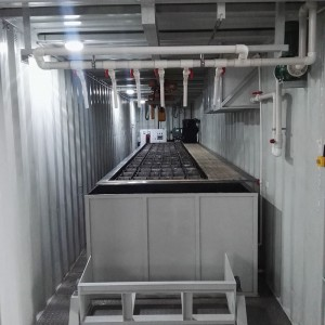 brine type block ice machine-20T