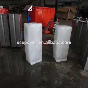 brine block ice machine