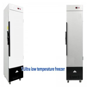 -25 deg ultra low-temperature vaccine hydrotherapy cryogenic hospital freezer