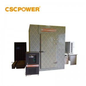cold room for keeping fresh with solar power with lowest price