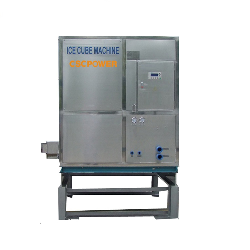 industrial cube ice machine-4T Featured Image