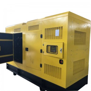 Soundproof 200kw 250kva diesel generator with cummins engine