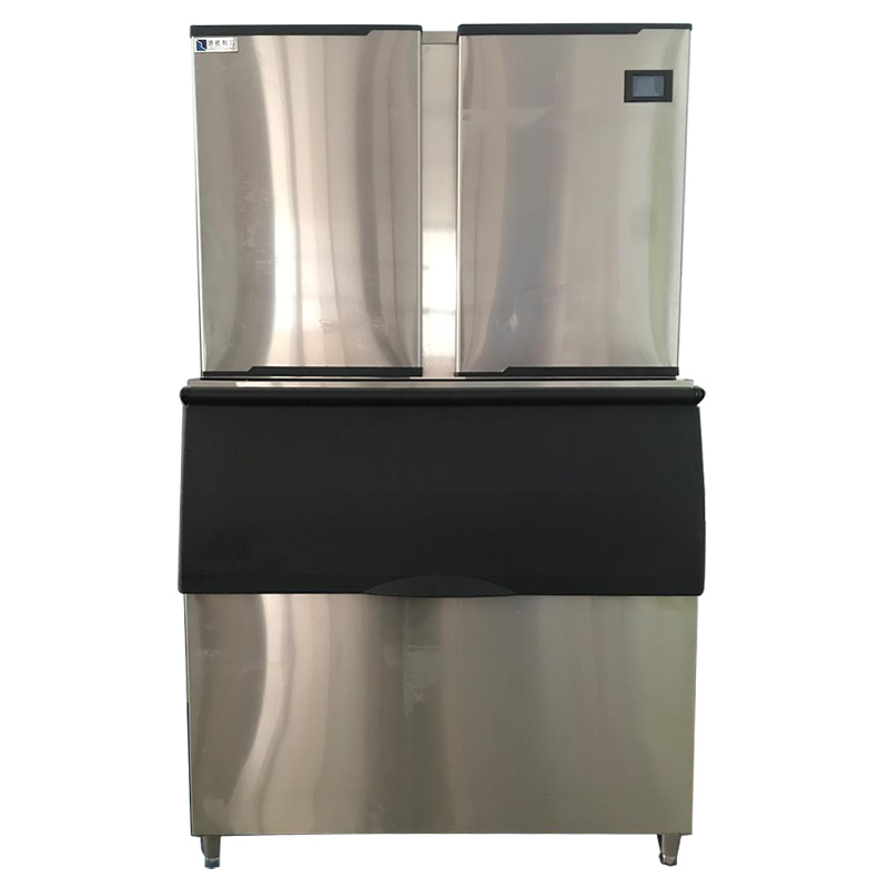 Commercial cube ice machine Featured Image
