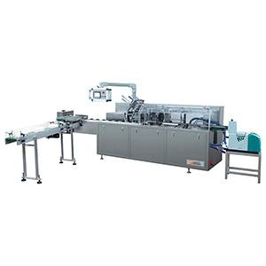 HTH-120T Fully Automatic Food Cartoning Machine