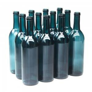 Wholesale all kinds of bordeaux red wine glass bottles