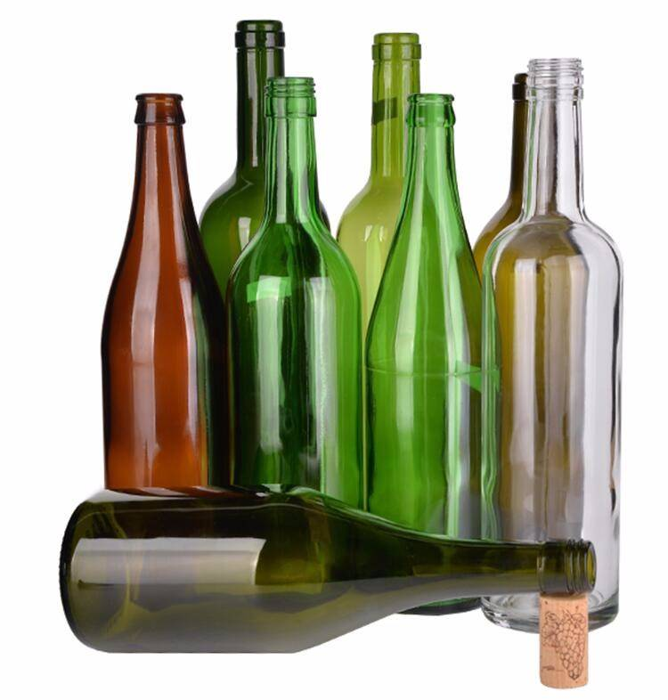 Wholesale all kinds of bordeaux red wine glass bottles    Featured Image