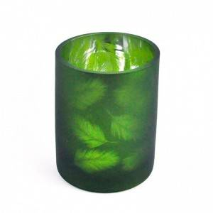 Decorative Glass Candle Holders