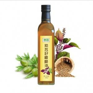 Food Grade Glass Olive Oil Bottle