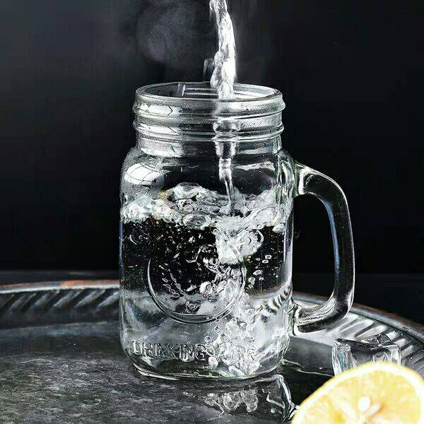 Resistant glass food mason Jar Featured Image