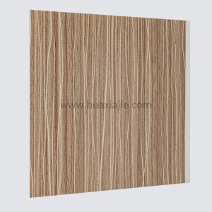 Hot Stamping UPVC Paneling Laminated PVC Panels for Bathroom