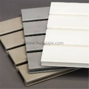 100% cellular PVC Indoor decorations panel storage wall panel