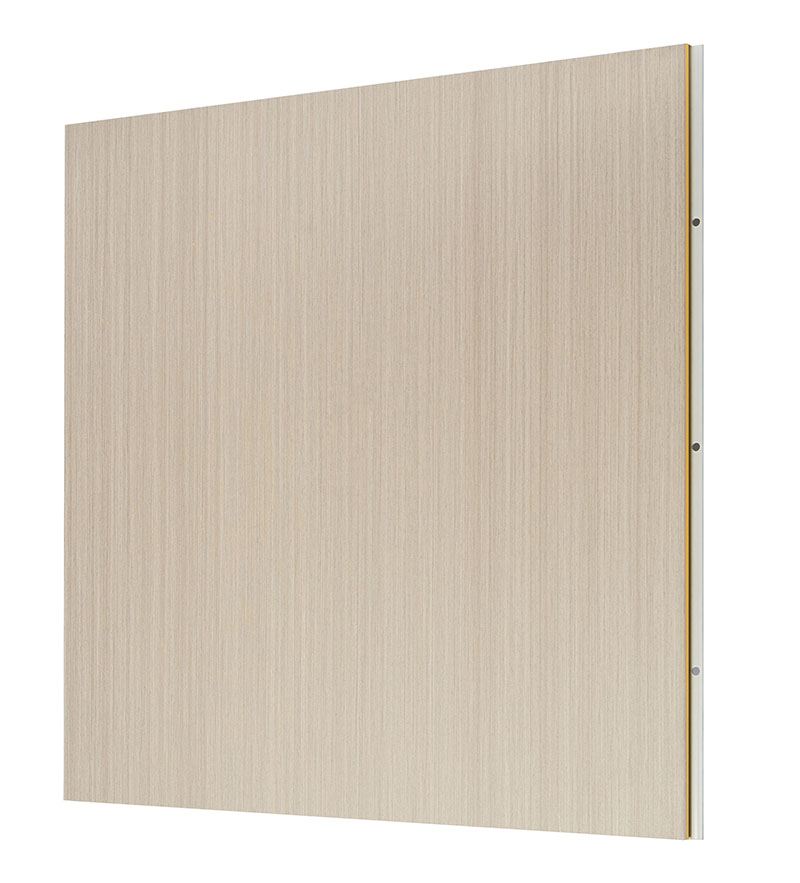Factory selling Indoor Wpc Trim - quick install decorative WPC wall panel 600mm*9mm for home or hotel – Huaxiajie