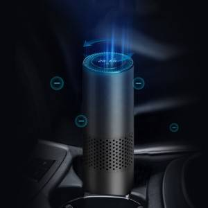 Car Air Purifier with HEPA Filter for Rooms Car Office