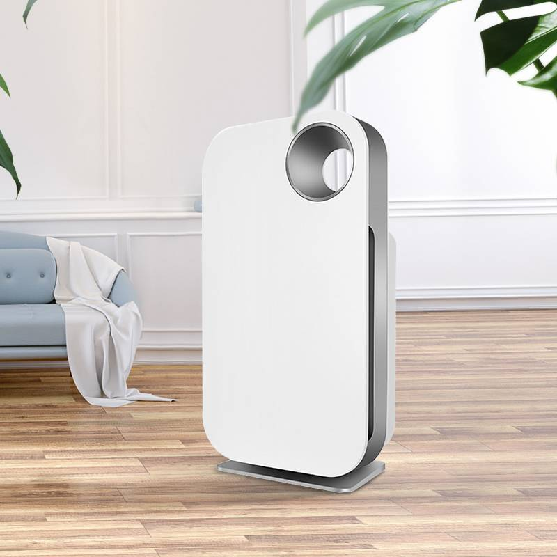 Negative ion Air Purifier for Home Large Room with UV Light Sanitizer Featured Image