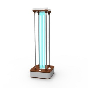 China Wholesale Ultraviolet Sterilization Lamp Manufacturers - 36W Germicidal uv light disinfection home – Kanfur