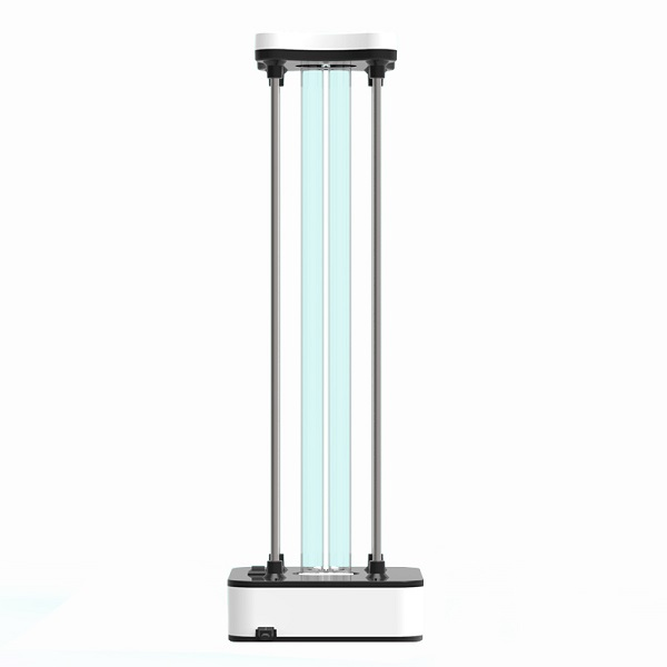 China Wholesale Uv Radiation Disinfection Manufacturers - Portable germicidal ultraviolet light ozone sterilization lamp – Kanfur