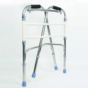 Aluminum  Rehabilitation Therapy supplies orthopedic Height adjustable medical Mobility aid