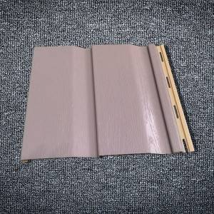 PVC Exterior Wall Siding Hanging Board