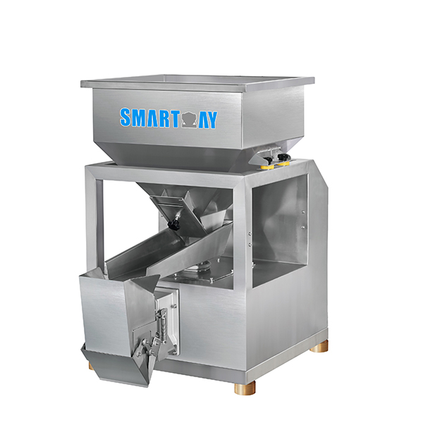 China Cheap price Online Weigher – 1 Head Linear Weigher SW-LW1 – Smart Weigh