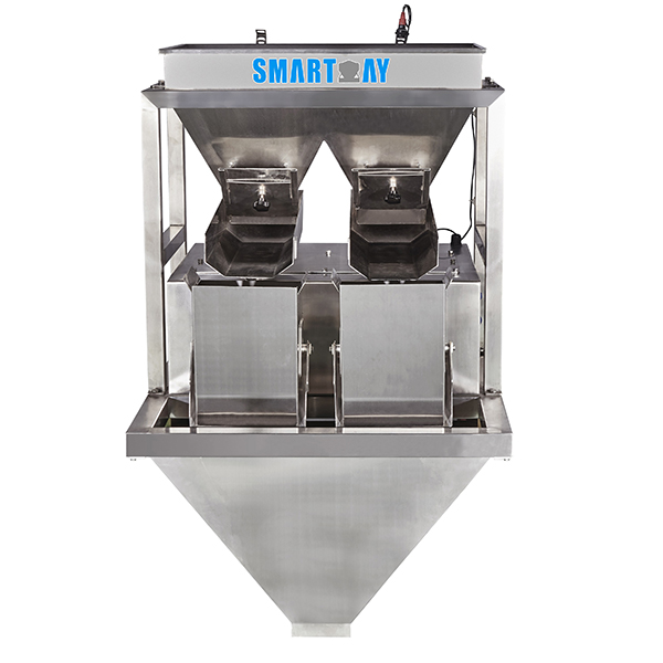 High Quality Linear Weigher - 2 Head Linear Weigher SW-LW2 – Smart Weigh