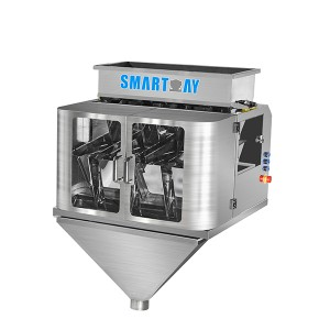 Good Quality Linear Weigher Packing Machine - 4 Head Linear Weigher SW-LW4 – Smart Weigh