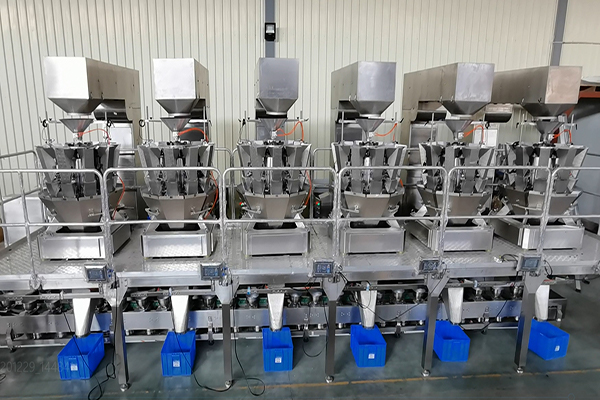 PriceList for Popcorn Packing Machine - Sweet candy mixing counting packing machine  – Smart Weigh