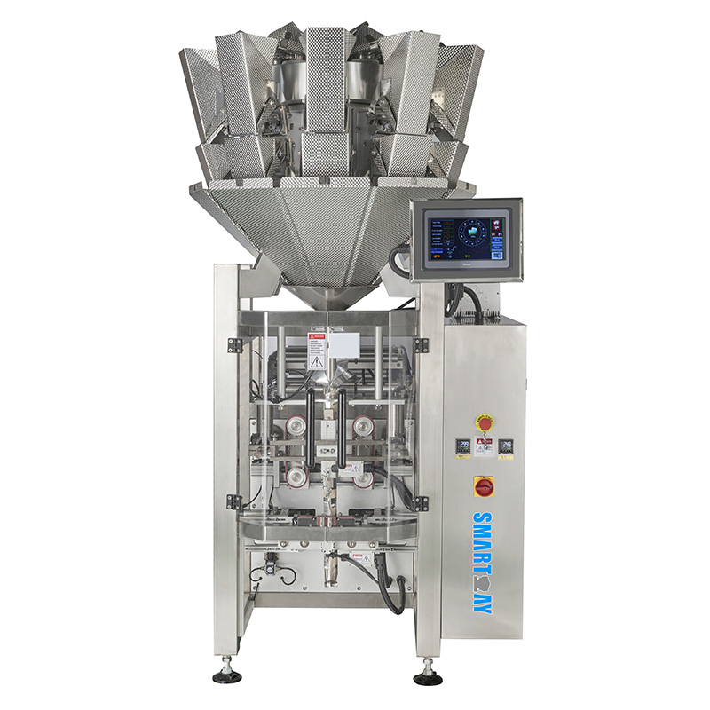 Hot sale 1 Kg Packing Machine Price - 10 head multihead weigher packing machine combination machine SW-M10P42 – Smart Weigh