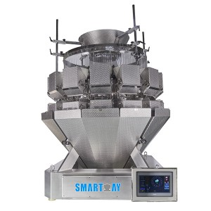 Salad vegetables 5L 14 head multihead weigher