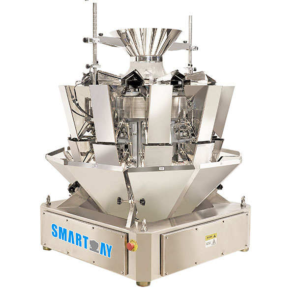 China Cheap price Multihead Weighing Machine - SUS304 Standard 10 head multihead weigher – Smart Weigh