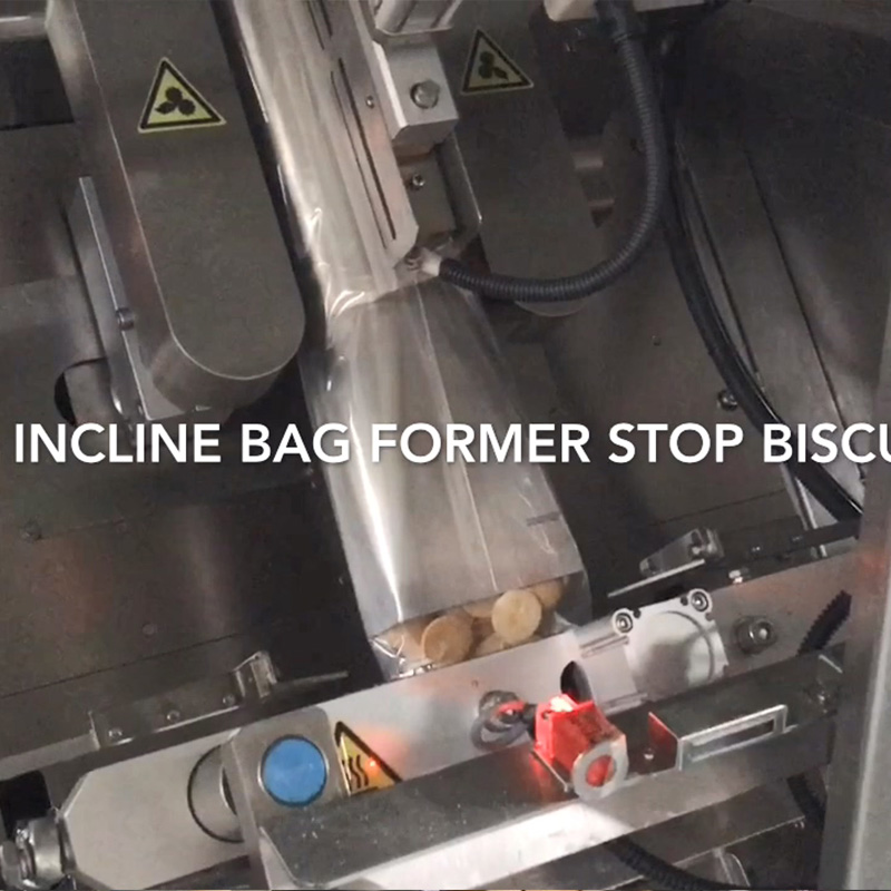Best quality Powder Pouch Packing Machine - Biscuit Vertical Packing Machine – Smart Weigh