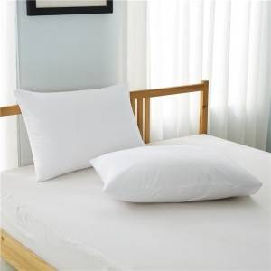 OEM Customized Sleep Cool Mattress Protector - 100% Cotton Knitted Waterproof Pillow Protector – Spring-Tex