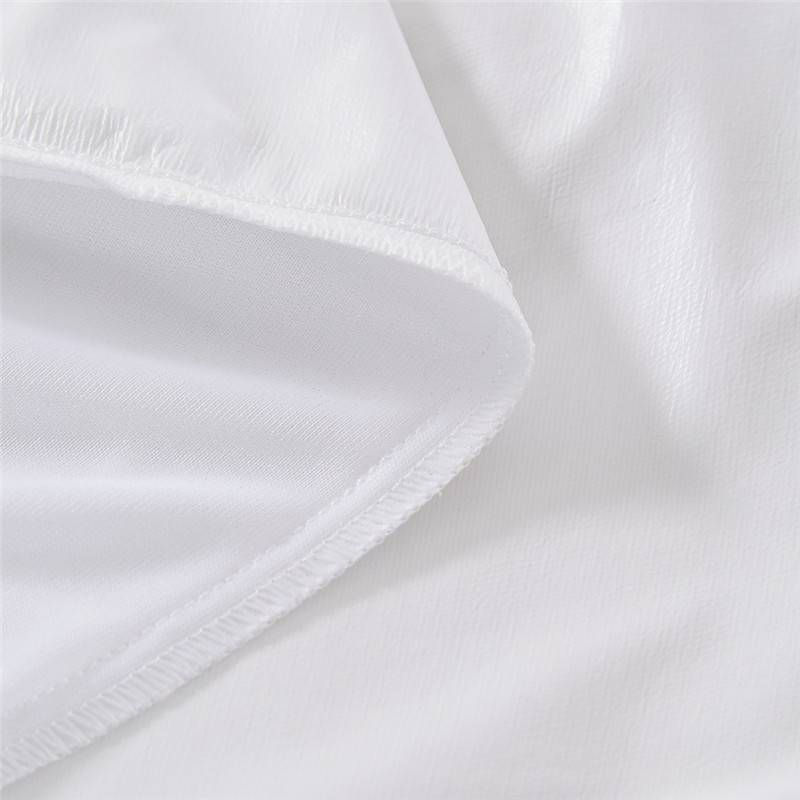Factory Free sample Mattress Cushion Cover - Waterproof Mattress Protector – Spring-Tex detail pictures