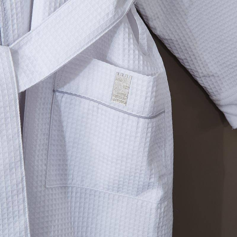 One of Hottest for Hotel Like Bedding Sets - Adult Waffle Bathrobe – Spring-Tex