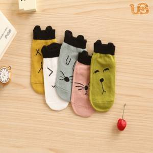 Baby 3D Sock | Cute Baby 3D Sock With Comfortable Cotton For Sale