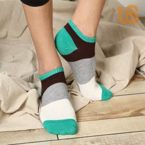 Men Cotton Ankle Sock/Low Ankle Socks Professional Manufacturer In China