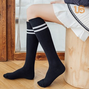 Women Bamboo Knee high Sock