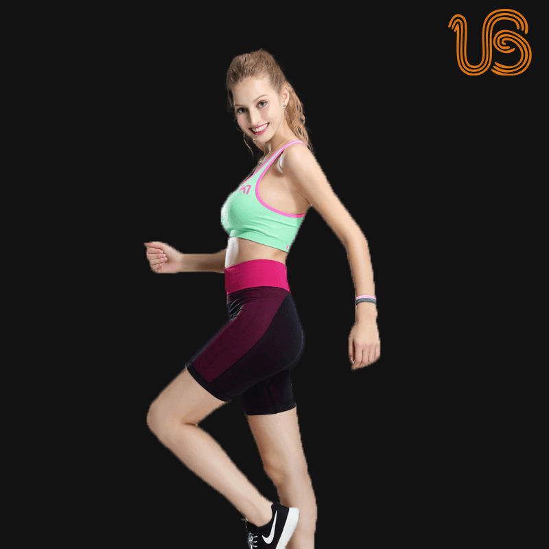 Seamless Sports Bra and Tights/High Waisted Workout Leggings Supplier Featured Image