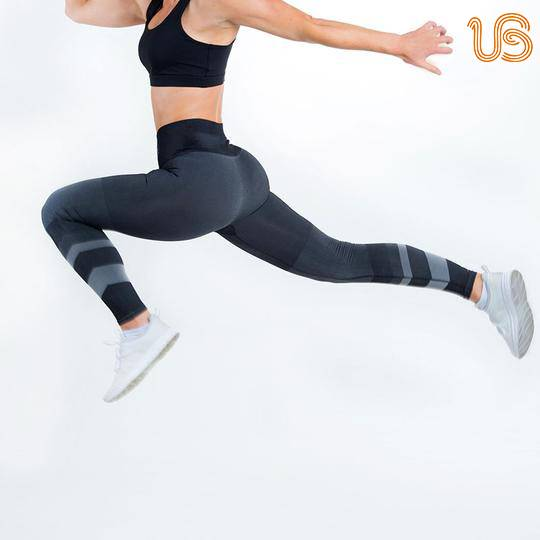 Women's Multi Color Injury Recovery And Postpartum Compression Leggings Featured Image