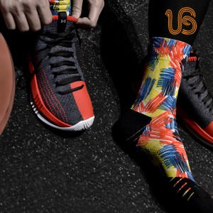 Colorful Sublimation Sock For Young
