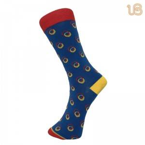 Men Fashion Design Sock | Mens Socks Fashion Industrial System Manufacturer