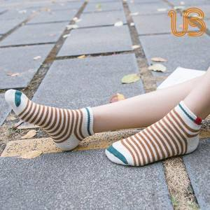 Professional Design Mens Ribbed Dress Socks - Women Cotton Short Sock  – Ubuy