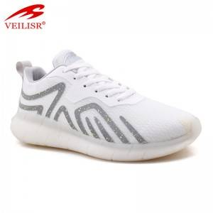 Newly designed PU upper men's fashion sneakers