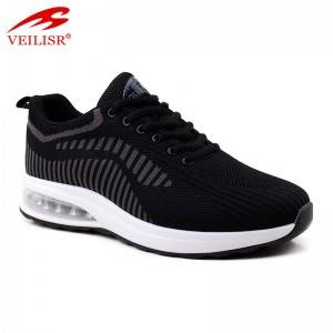 Newly designed flying woven upper men's sneakers