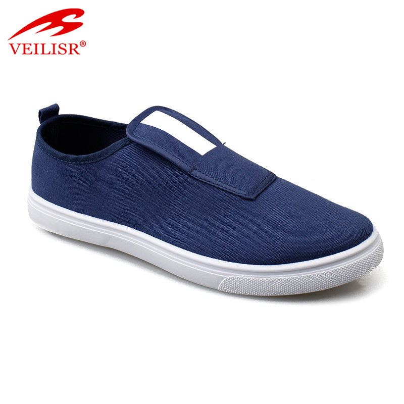 Zapatos fashion children slip on sneakers casual canvas kids shoes