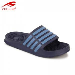 Wear-resistant non-slip men's slippers with massage function