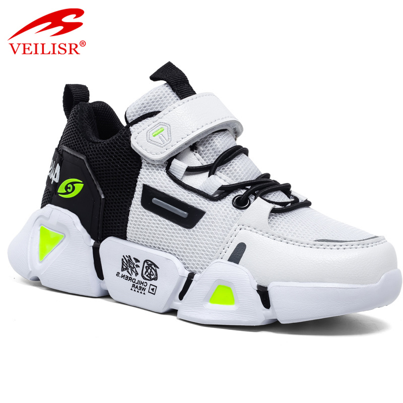 Wholesale Latest Style Top quality New design mesh kids sneakers children casual sport shoes