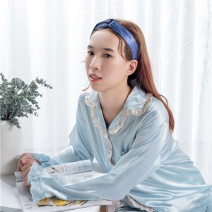 China OEM Headband Women - custom silk headband  – Wonderful Textile