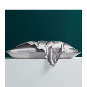 Poly satin pillow case