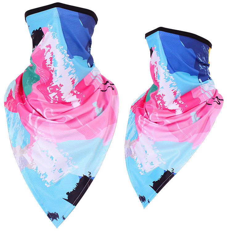 OEM/ODM China Motorcycle Neck Gaiters - Polyester ear loop neck gaiter new design – Wonderful Textile