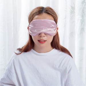 Lovely silk sleep mask